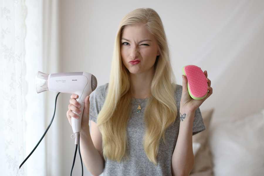 ᐅ Tipps Für Lange Haare Gesund Wachsen