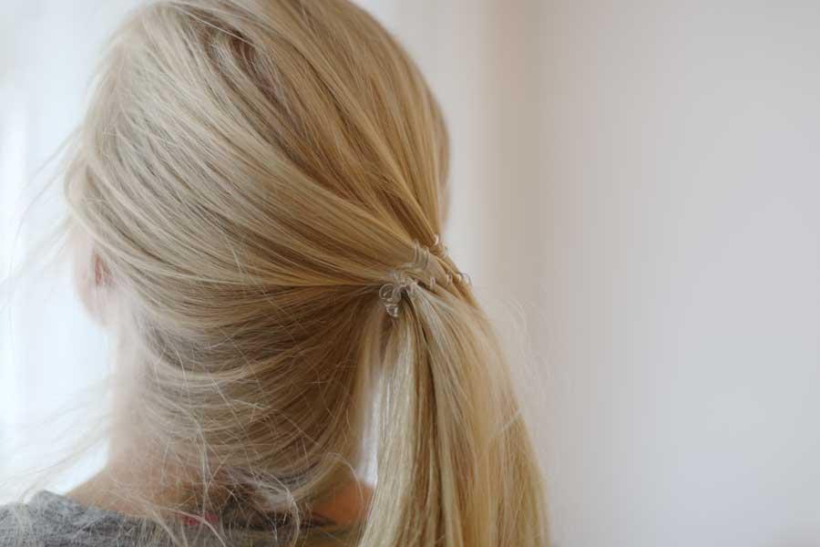 Haare brechen ab ursachen