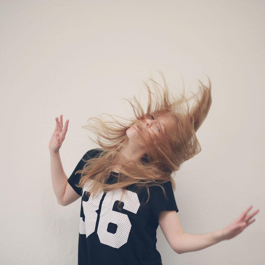 Meine Haare Weder Lockig Noch Glatt Na Toll