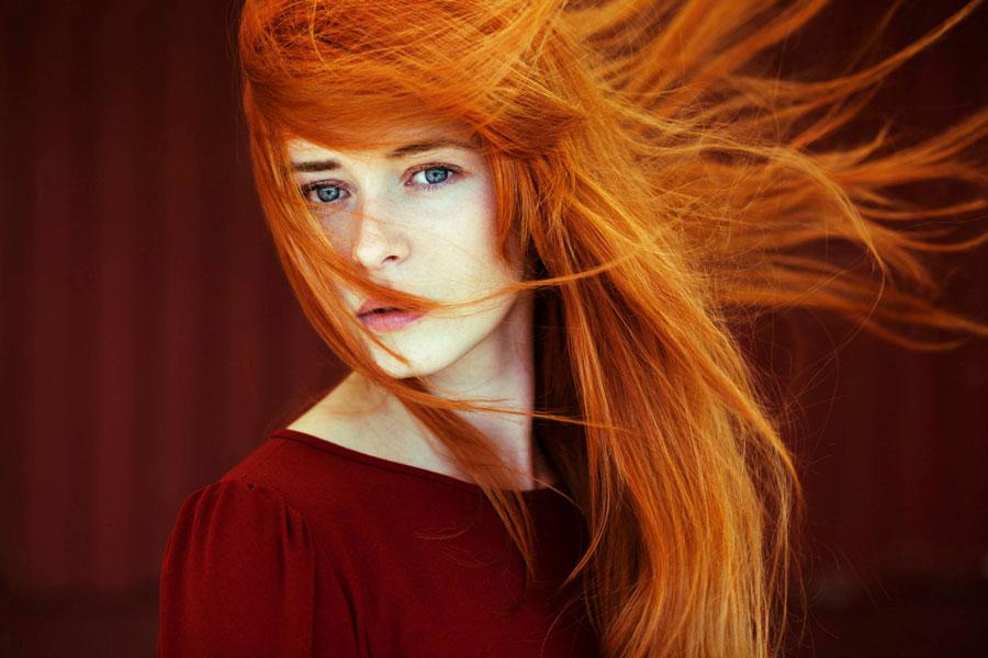 Frauen mit roten haaren kennenlernen