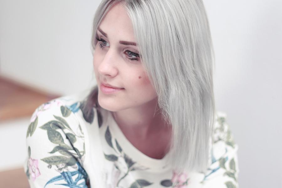 Etwas Neues genug ᐅ Granny Hair – Wie ich meine Haare selber tönen kann #PK_03